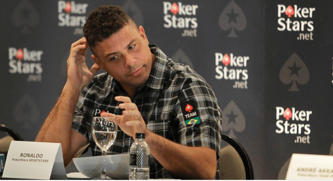 Ini Dia Bukti Bahwa Ronaldo Juga Pernah Bermain Poker