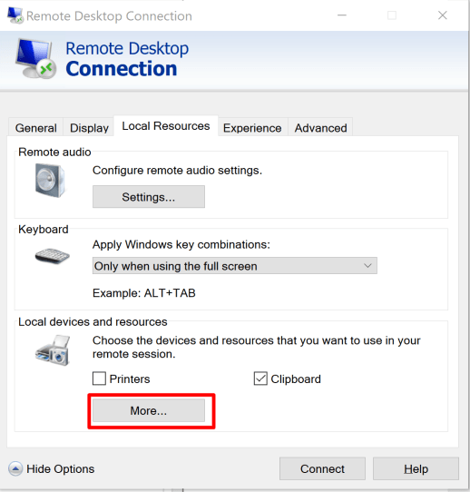 How To Transfer Files Using Remote Desktop Without Any software