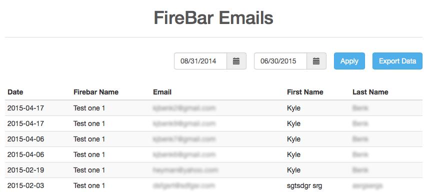 firebar-emails