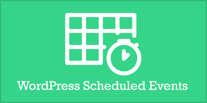 How WordPress Scheduled Events Really Work