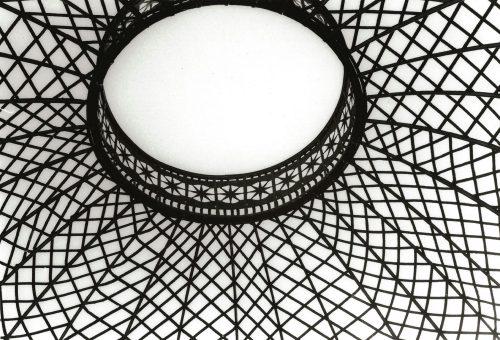 sun pavilion - roof detail