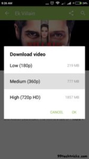Download Hotstar Video In Your Android Mobile