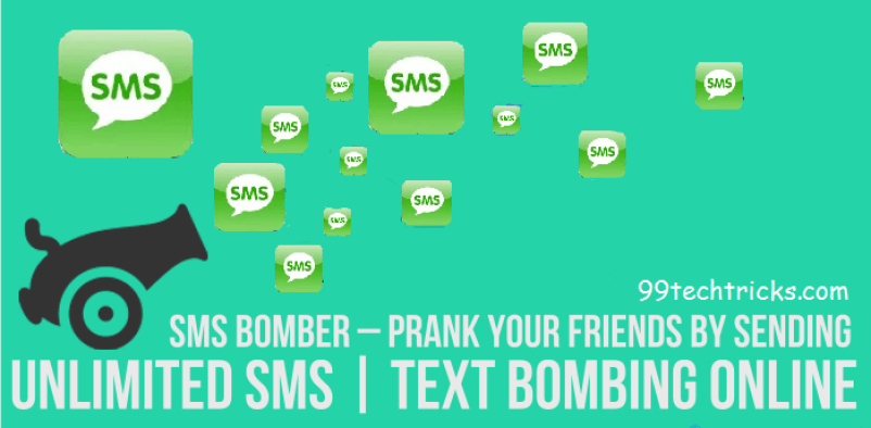 SMS Bomber – Sending Unlimited SMS