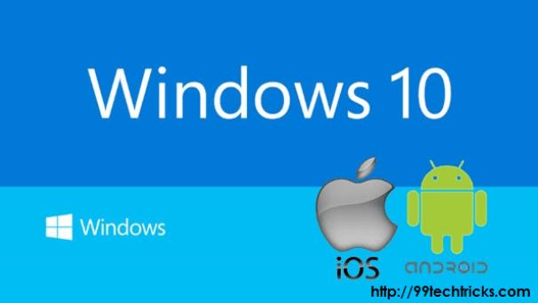 Download Windows 10 Launcher App