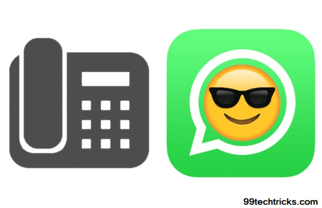 Activate Whatsapp Without Sim Card or Mobile Number Using Landline