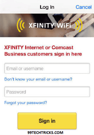 Working 100%] Xfinity WiFi Username and Password Hack Online