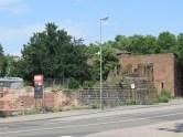 Kaiserslauterns alte Stadtmauer