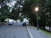 Uferstrasse am Rhein / Basel