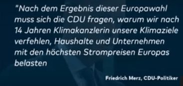 Merz zu Europawahl 2019