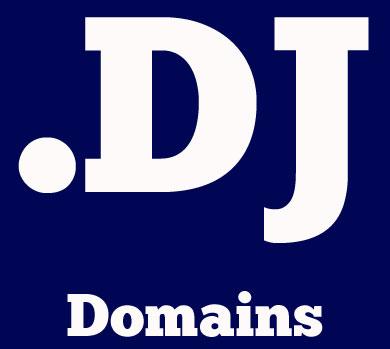 .dj Domain names