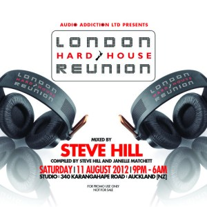 London Hard House Reunion 2012 - Mixed By Steve Hill