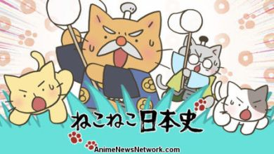 Neko Neko Nihonshi 4th Season