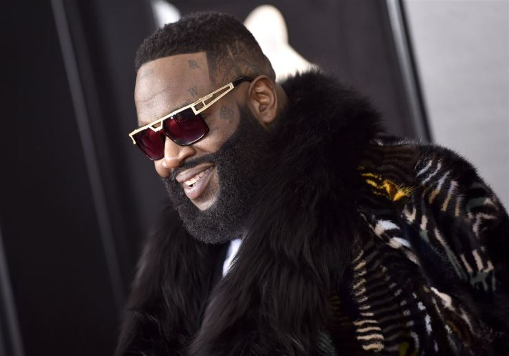 Rapper Rick Ross found unresponsive at Florida home | Pittsburgh Post-Gazette