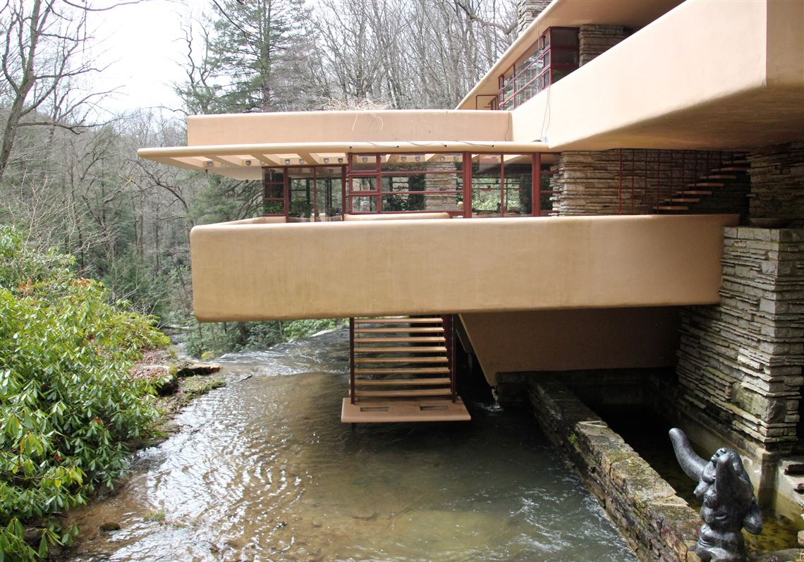 Fallingwater S Placement On World Heritage List Will Draw More Visitors Pittsburgh Post Gazette
