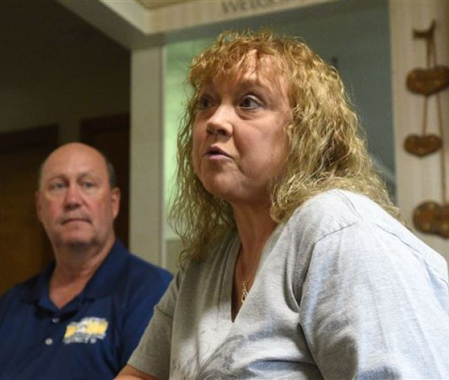 Sandy Benson With Husband Rick Has Been Treated By A Trusted Upmc Doctor For
