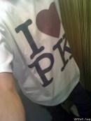 I ♥ PK Tシャツ