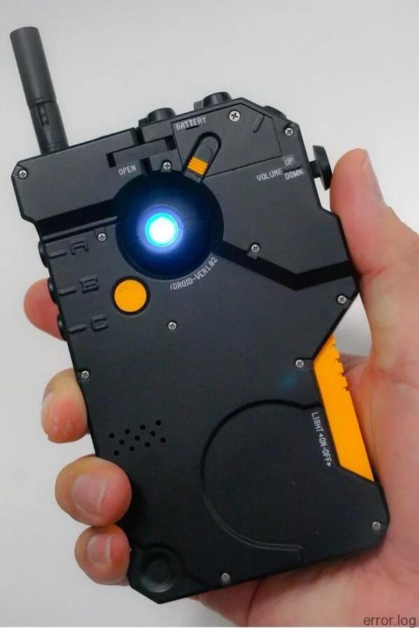 「MGSV」のIDROID型iPhoneケースの詳細