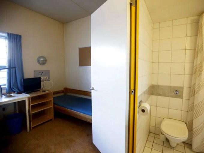 Oslo's Skien Prison, Oslo, Norway