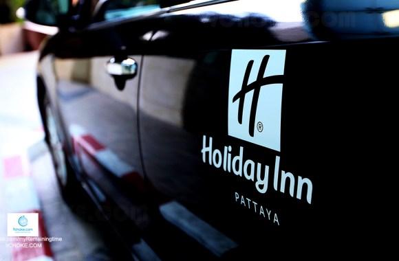 PATTAYA :: ปิดเทอมหลบเรื่องเรียน …เพื่อความสุขกับครอบครัว… ที่นี่ … Holiday Inn Pattaya