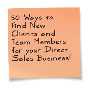 Are you Toxic? Join the 9 day detox | 50 Ways to find new Clients & Team Members for your Direct Sales Business