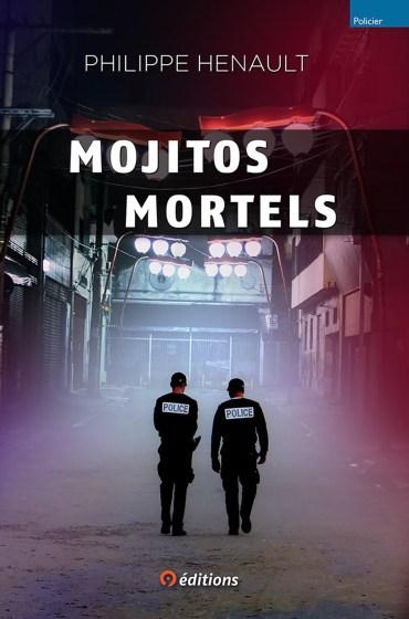 9 editions premiere de couverture Mojitos Mortels