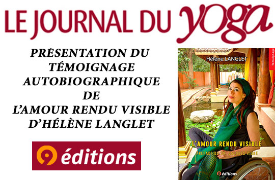 9 EDITIONS LE JOURNAL DU YOGA HELENE LANGLET FEVRIER 2021