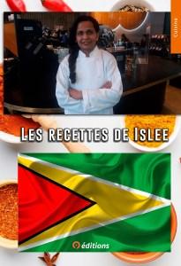 Les recettes de Islee  publié chez 9 éditions