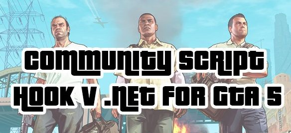 Community Script Hook V .NET
