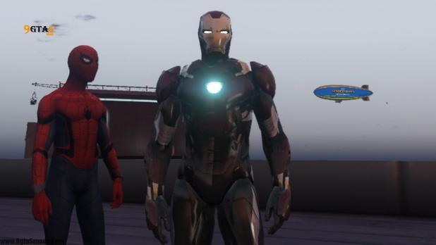 Iron Man Mark 47 Spider Man Homecoming-2