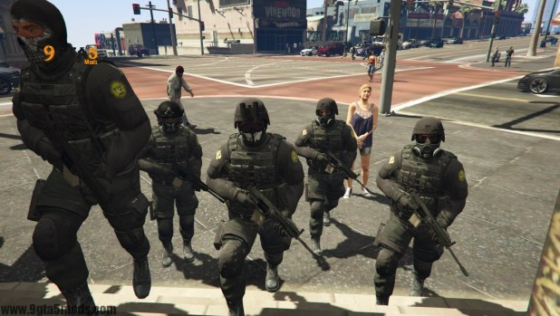 swat ghost team gta 5 -2