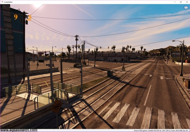 Code Walker GTA V 3D Map Editor - Tool for GTA5 5