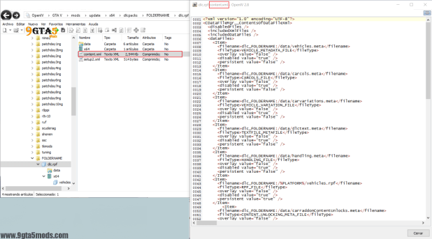 Replace Base Folder 6