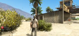 Old-gen palms tree converted  – GTA ON V