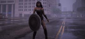Wonder Woman BvS – Game Gta