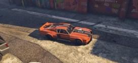Gta 5 – 1967 Shelby Mustang GT500 V1.0 [Tuning]