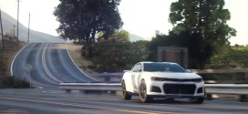 GtaV – Chevrolet Camaro ZL1 2017 V1.3 [Add-On / Replace | Animated | Template]
