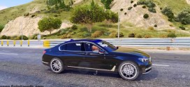 GtaV 5 – 2016 BMW 750Li V1.2 [Add-On|Replace]