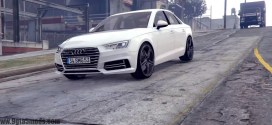 GtaV – 2017 Audi A4 Quattro ABT V1.2 [Add-On|Replace|Tuning]