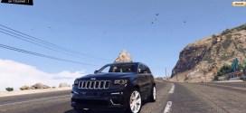 GtaV – Jeep SRT-8 2015 V1.4 [Add-On]