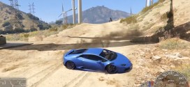 GtaV – Lamborghini Huracan LP580-2 [Add-On|Replace]