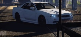 Gta5 – Nissan Skyline GTR R34 [Replace]