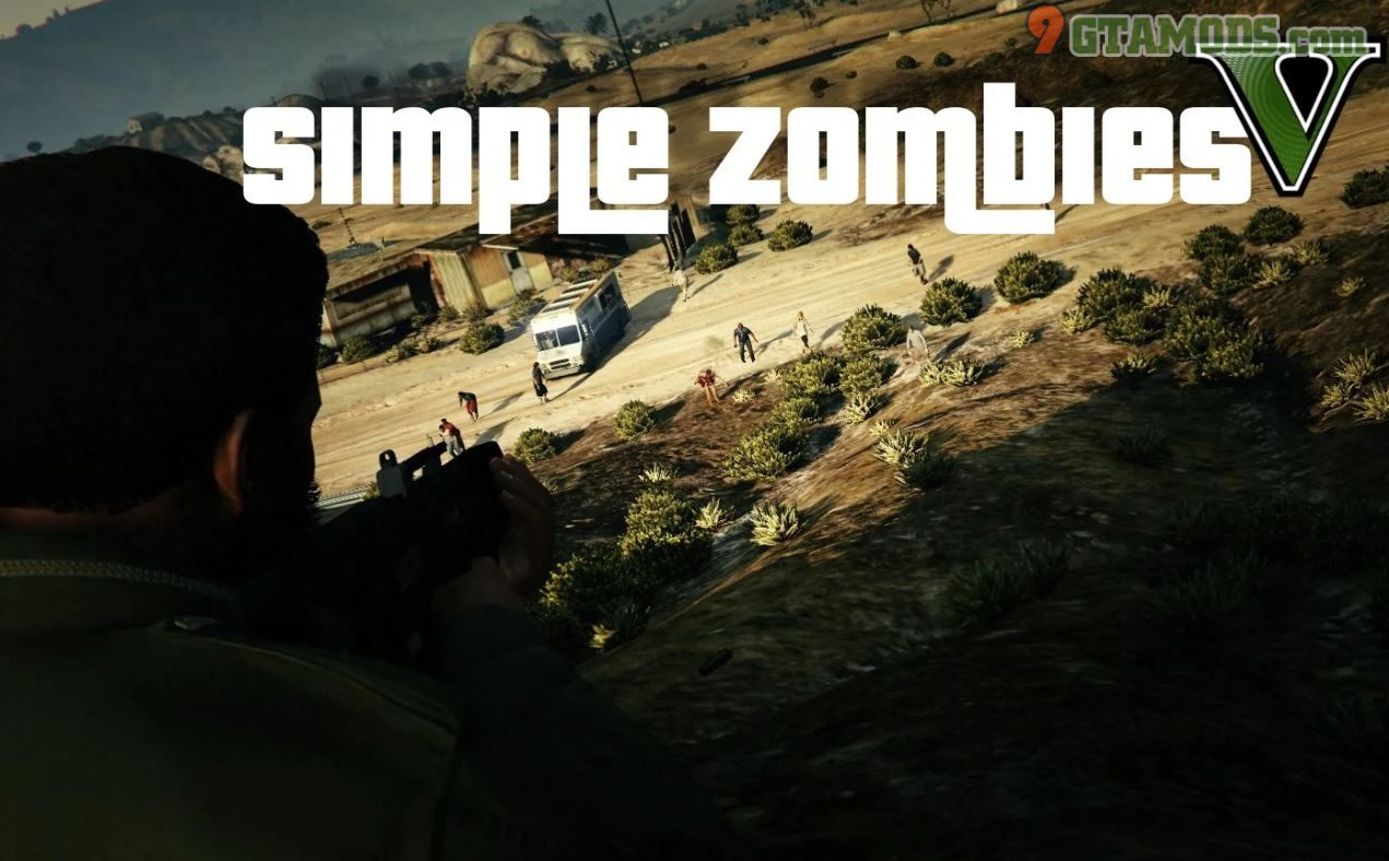 simple zombies net for gta 5 - Free Game Cheats