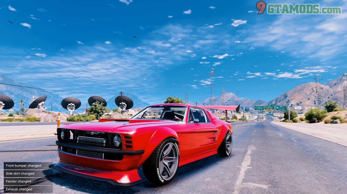 6STR Vapid Drift Ellie Custom V1.1 - 1