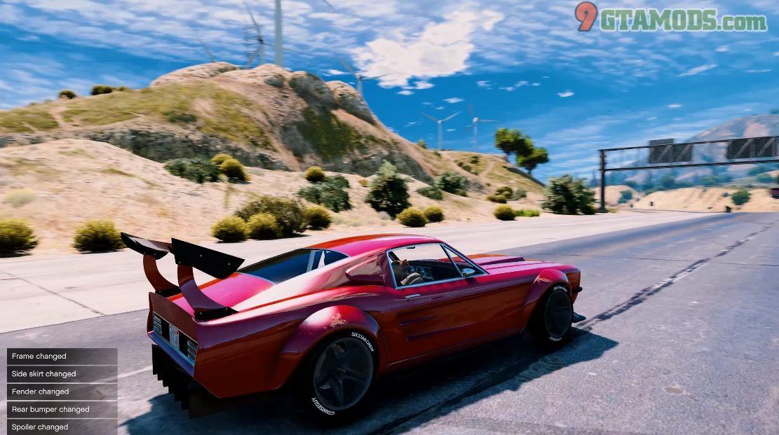 6STR Vapid Drift Ellie Custom V1.1 - 3