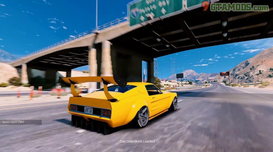 6STR Vapid Drift Ellie Custom V1.1 - 7