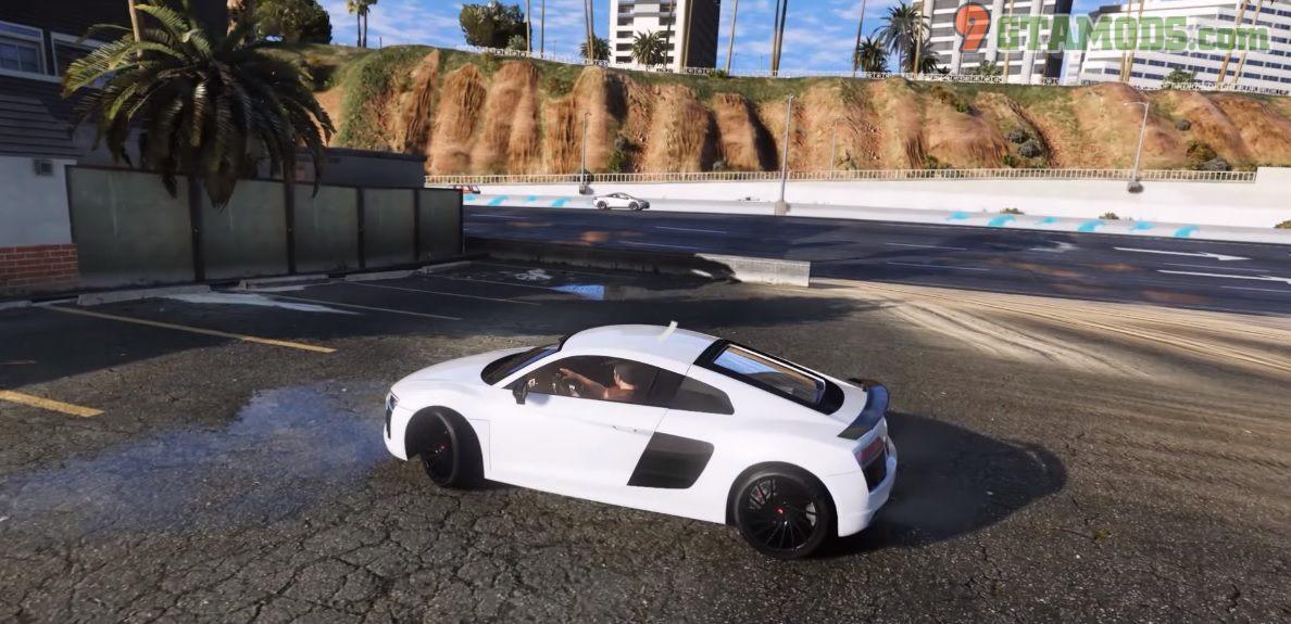Audi R8 V10 Plus Mod - 3