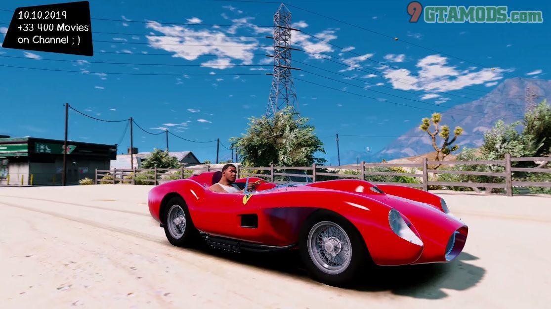 1957 Ferrari 250 TR V1.1 - 1
