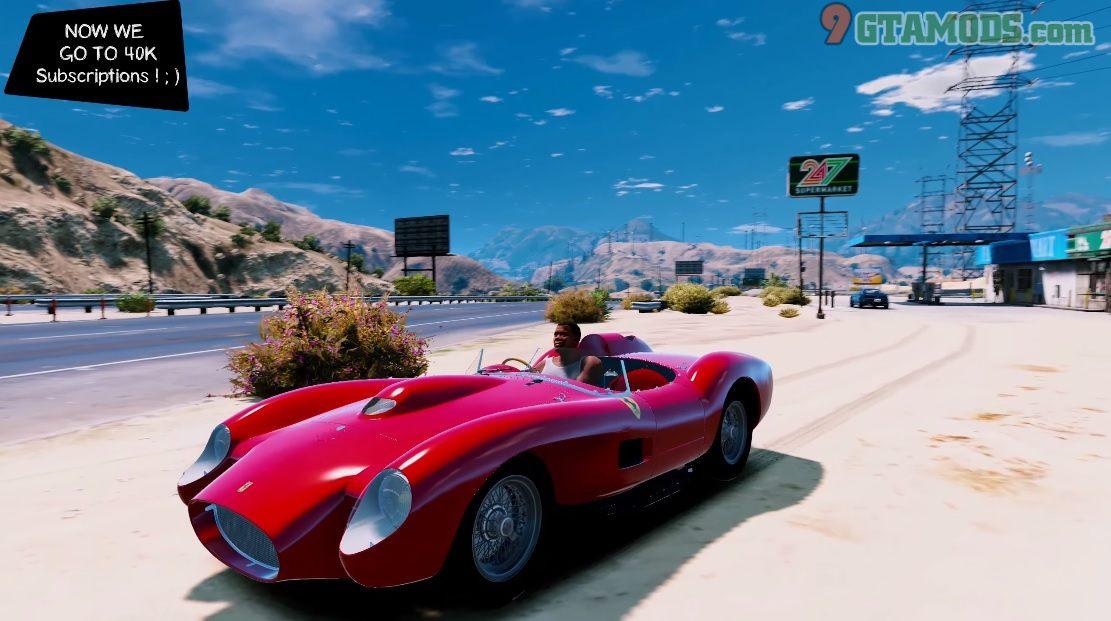 1957 Ferrari 250 TR V1.1 - 2