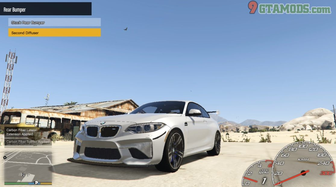 2016 BMW M2 [Handling & Engine Sound] V1.0 - 1