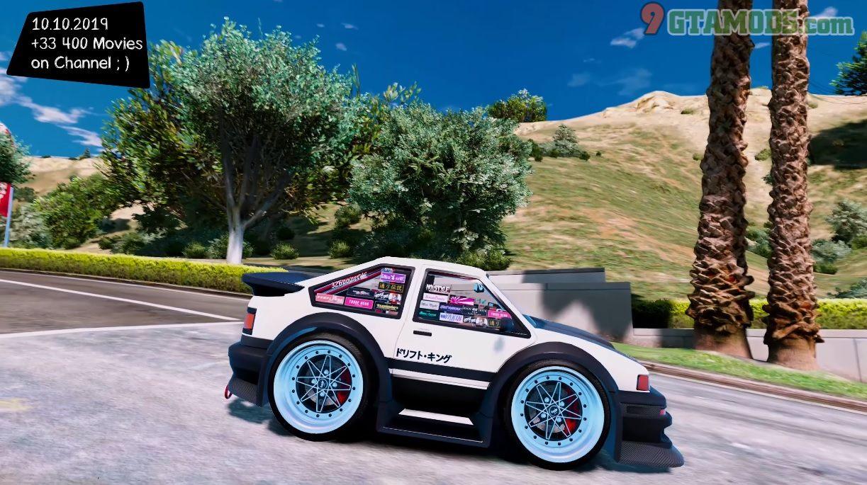 Apex GT85 - 1